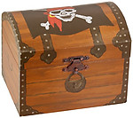 Pirate Musical Keepsake Box #22180