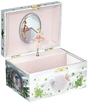 Irish Ballerina Jewelry Music Box #28057