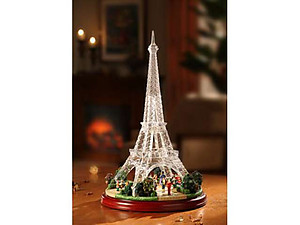 Champ de Mars Acrylic Music Box
