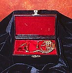 Miniature Sousaphone with Case