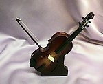 Violin Music Box Instrument