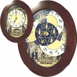 Grand Nostalgia Entertainer Music and Motion Rhythm Clock