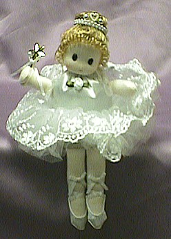 Little Ballerina Musical Doll #Lballerina