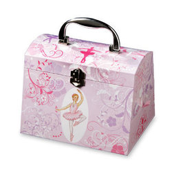 Ballerina Musical Jewelry Box  #51558