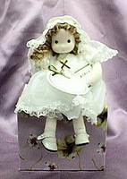 First Communion Musical Doll #98313