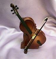 Cello Music Box Instrument