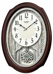 FLOR MUSICAL RHYTHM CLOCK #4MJ435WU07