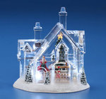Crystalline Christmas Home  #IC94028